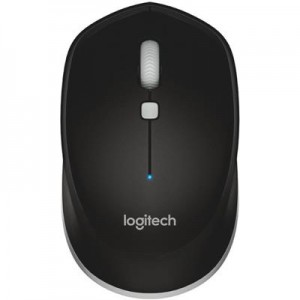 LOGITECH M331 Silent Wireless Mouse - Red