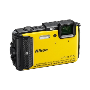 Nikon CoolPix AW130 - Yellow