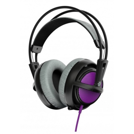 SteelSeries Siberia 200 Purple