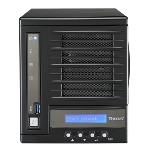 THECUS 4-bay Tower Linux NAS [N4560]