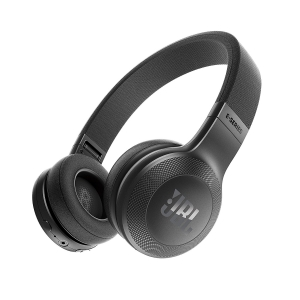 JBL Wireless On-Ear Headphone E45BT - Black