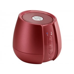 HP Black S6500 Wireless Speaker - Red [Y1R24AA]