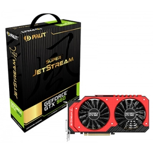 Digital Alliance GeForce GTX 960 Palit Jetstream - 128Bit 2GB