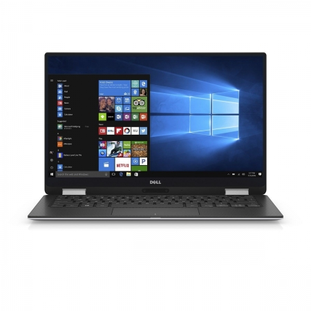DELL XPS 13-9365-16GB-512GB Infinity Display Silver