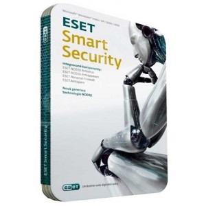 Eset NOD32 Smart Security - 1 User