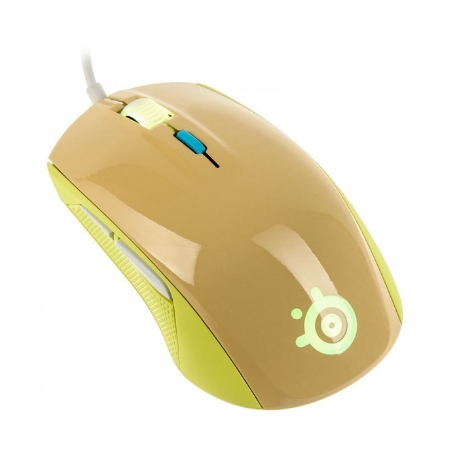 SteelSeries Rival 100 Green
