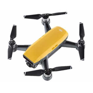 DJI Spark More Fly Combo - Yellow