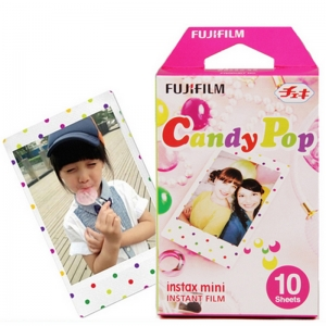 Fujifilm Instax Mini Paper Candy Pop