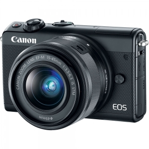 Canon EOS M100 Kit 15-45mm - Black