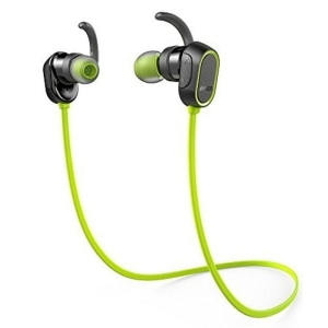 Anker Earphone SoundBuds Sport - A3233HM1 Black+Green