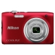 Nikon Coolpix A100 - Red