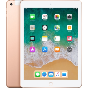 APPLE iPad 6 9.7 Gen 6th Air 4 Wifi Cellular 128GB - Gold