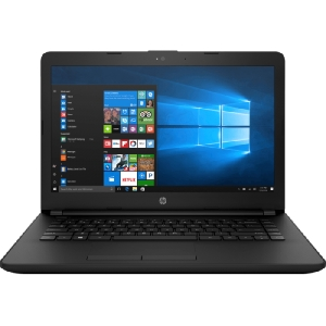 HP 14-bw083tu Black