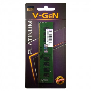 V-GeN PLATINUM DDR 4  16 GB PC-17000 / 2133Mhz