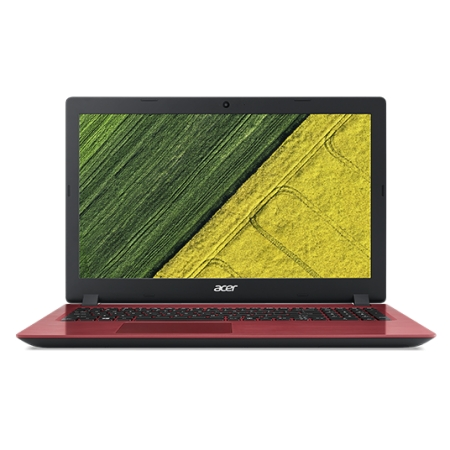 ACER Aspire 3 A315-21-9425-4GB-1TB-Win10 Red