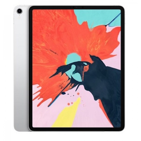 "Apple iPad pro 12.9"" 2018 Wifi Celluler 1TB-Silver"