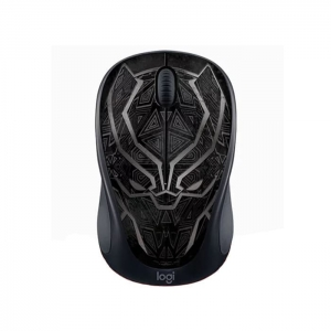 LOGITECH M238 Wireless Mouse - Black panther