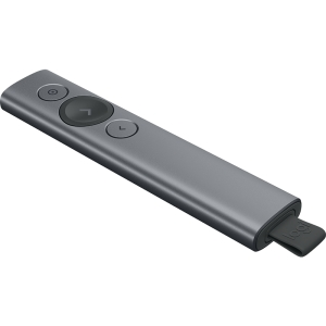 LOGITECH Spotlight Wireless Presentation Remote - Slate