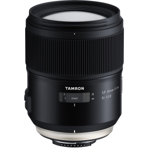 Tamron SP 35mm F/1.4 Di USD for Canon
