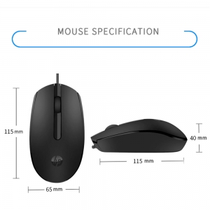HP M10 Mouse Optical