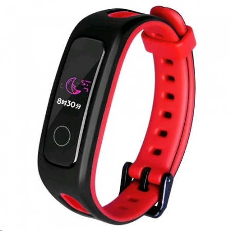 Honor Band 4 Running Edition Alt Zeblaze Crystal 2 - Red