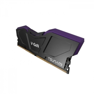 V-GeN TSUNAMI DDR4 8GB KIT PC-3200 CL 16-18-18-36 1.35V (4GB x 2) RGB