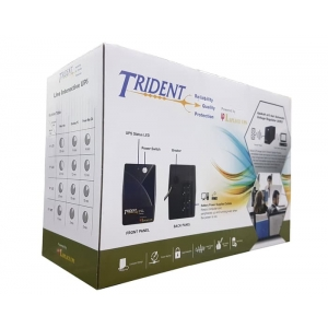 LAPLACE TRIDENT 850 LINE INTERACTIVE UPS WITH AVR