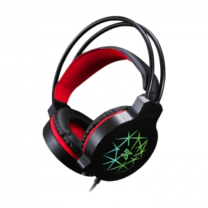 KOMIC Gaming Headphone GH-109 - Red