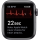 Apple Watch Nike Series 5 GPS Space Grey Aluminium Case with Anthracite/Black Nike Sport Band 40mm