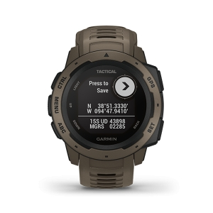 GARMIN Instinct Tactical - Coyote Tan