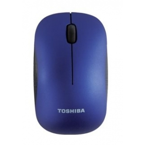 Toshiba Wireless Optical W55 Mouse - Blue [FS]