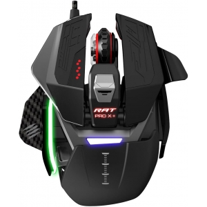 Mad Catz RAT PRO X+ Gaming Mouse - Pixart 3360