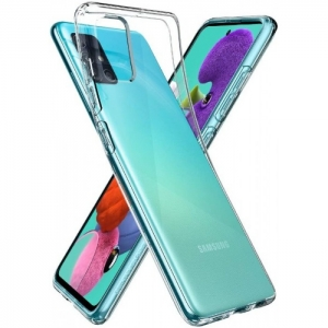 SPIGEN Galaxy A51 Spigen TPU Liquid Crystal Clear