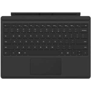 MICROSOFT SURFACE TYPE COVER KEYBOARD - BLACK