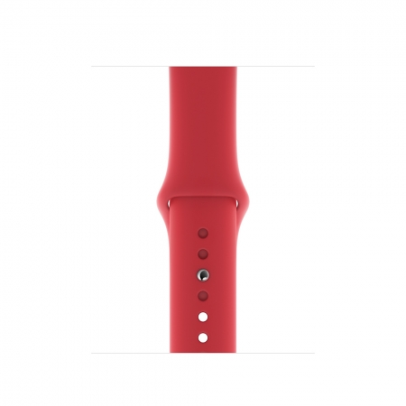 Apple Watch Band 40mm (PRODUCT)RED Sport Band - S/M & M/L