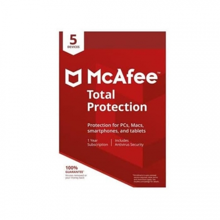 McAfee Total Protection - 5 User