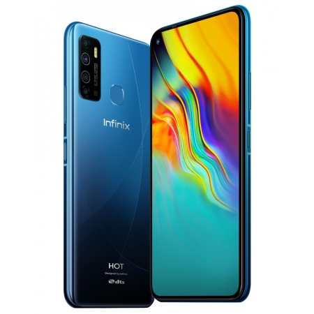 Infinix Hot 9 Play 4GB/64GB - Quetzal Cyan