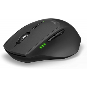 RAPOO Wireless Mouse MT550 - Black