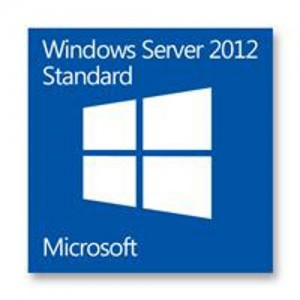 Microsoft Windows Server Standard 2012 64 Bit English 1pk DSP OEI DVD 2CPU/2VM