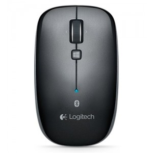 LOGITECH M557 Bluetooth Mouse - Dark Gray