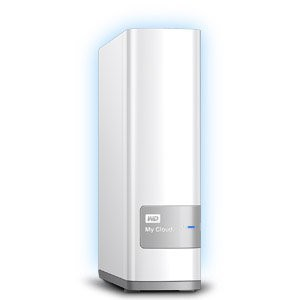 WD My Cloud USB 3.0 - 6TB [WDBCTL0060HWT]