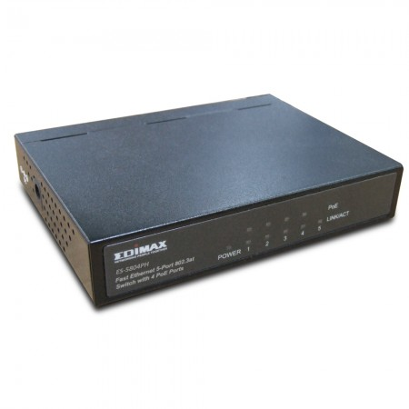 EDIMAX Switch ES-5804PH