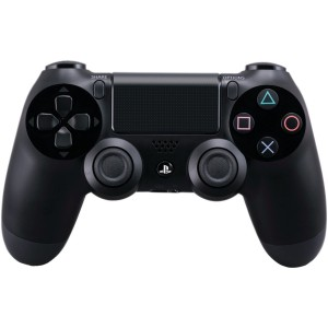 DualShock 4 Wireless Controller - Jet Black
