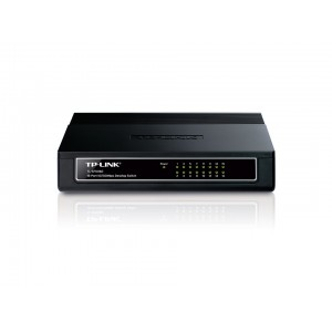 TP Link Unmanaged Switch TL-SF1016D