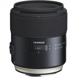 TAMRON SP 45mm F/1.8 Di VC USD (Canon/ Nikon)