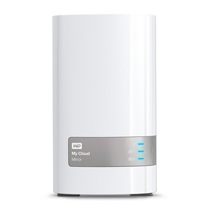 WD My Cloud Mirror (Gen2) - 8TB