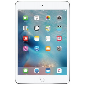 APPLE iPad Mini 4 Retina Wifi Cellular 128GB - Silver