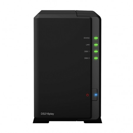 SYNOLOGY DiskStation DS216play