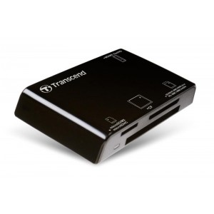 TRANSCEND Card Reader RDP8