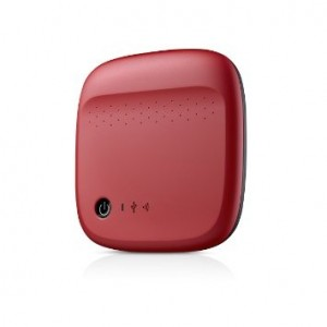 SEAGATE Wireless  500GB - STDC500402 [Red]